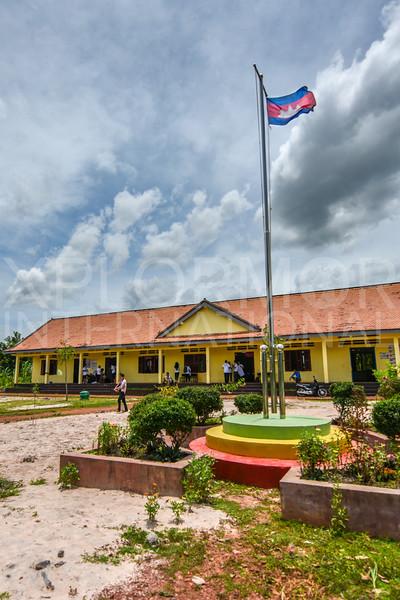 Children's School at Run Ta Ek Eco Village