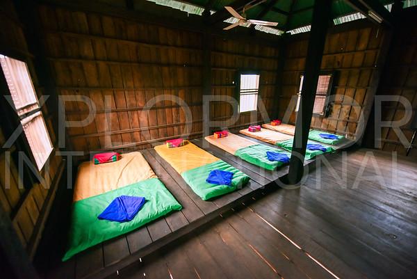 Homestay Cabin at Run Ta Ek Eco Village