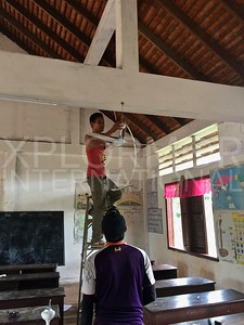 Solar Power Project at Run Ta Ek Eco-Village in Cambodia