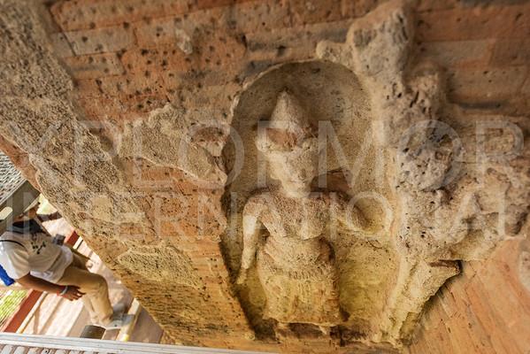 Bas-Relief at Wat Bakong
