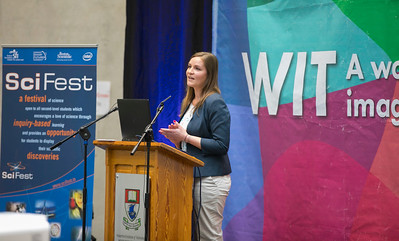 01/05/2018. SciFest at WIT (Waterford Institute of Technology) at the Arena. Picture: Patrick Browne