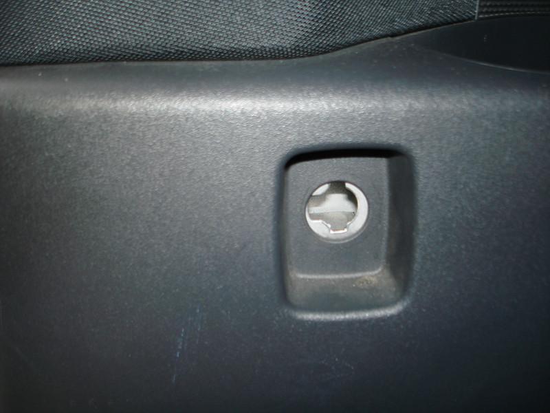 knob removed