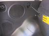 Removing rear panel fastener