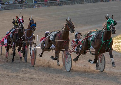 Coal Hanover, Barnabas, Fox Valley REbel, Get Around Town, A True Rock Star