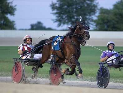 Replica Hanover, Winning Ticket