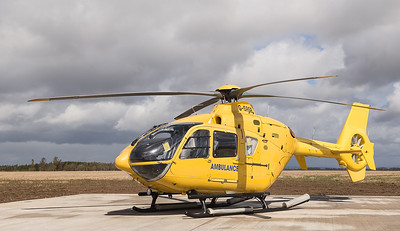 G-SASB EC135 Scotland's Charity Air Ambulance