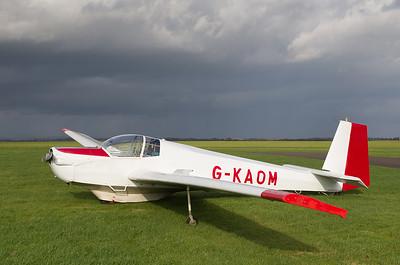 G-KAOM Motor Falke