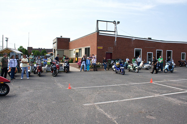 Scooter Centrale 7th Annual Open House!!