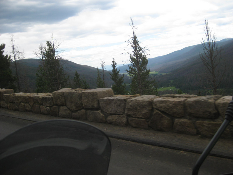 Ride from Nederland- Berthoud Pass - Rocky Mountain Nat'l Park - Ned ride