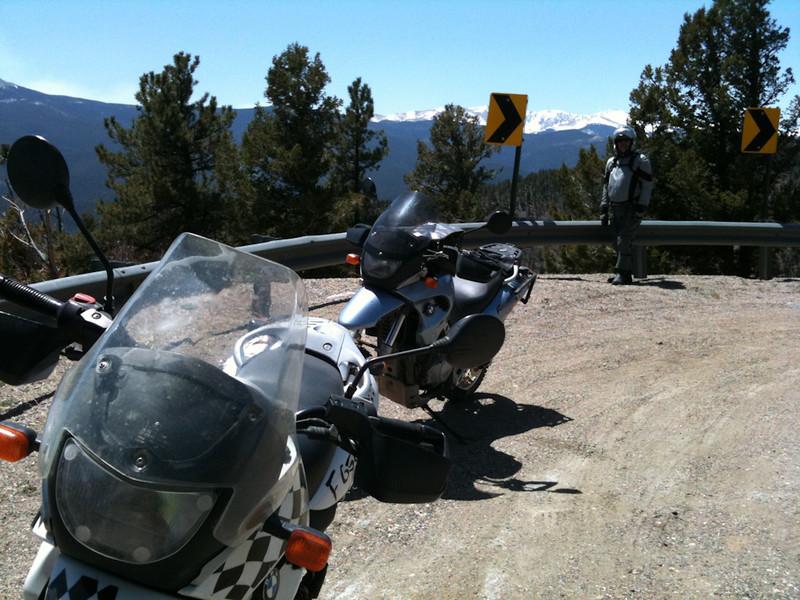 Oh my god road trip to Idaho Springs