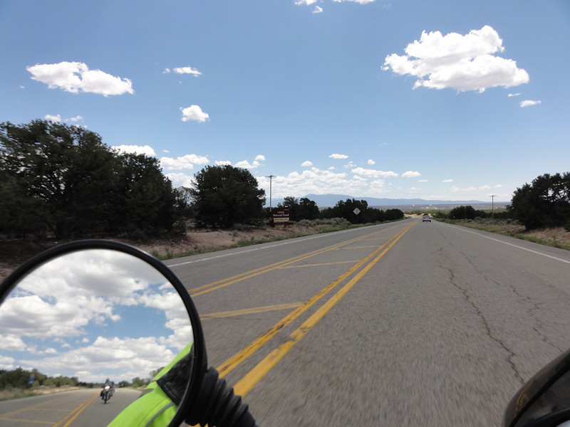 Great Sand Dunes to Taos (Rts 160, 159, 522); Riding Taos 2011