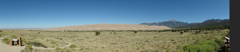 Great Sand Dunes National Park; Riding Taos 2011