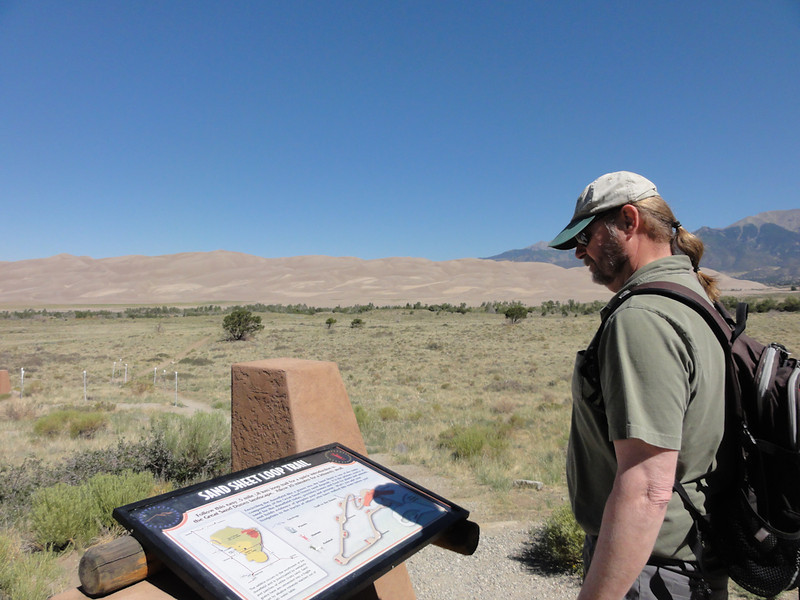 Great Sand Dunes National Park; Riding Taos 2011
