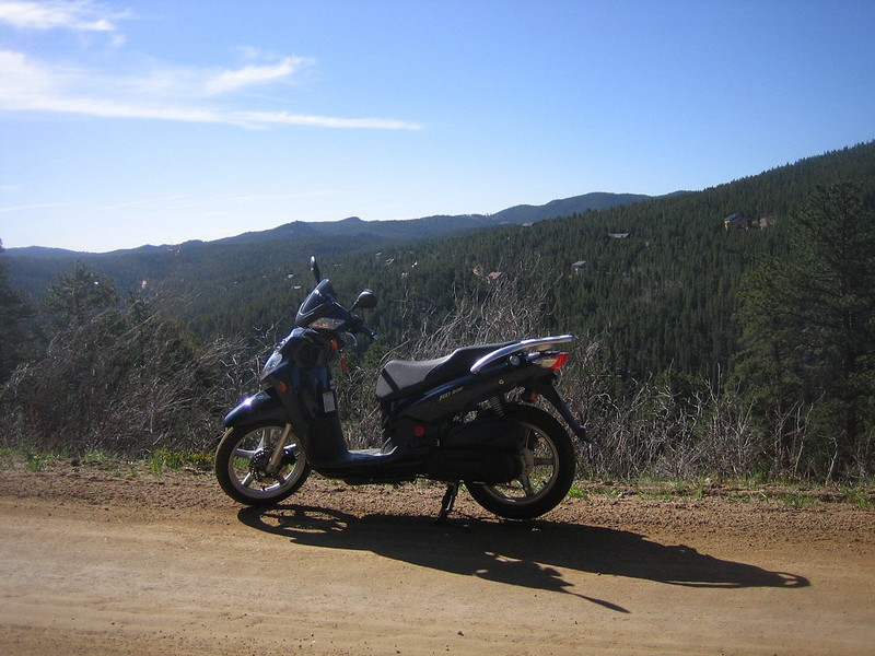 Riding Sugarloaf on a gorgeous day