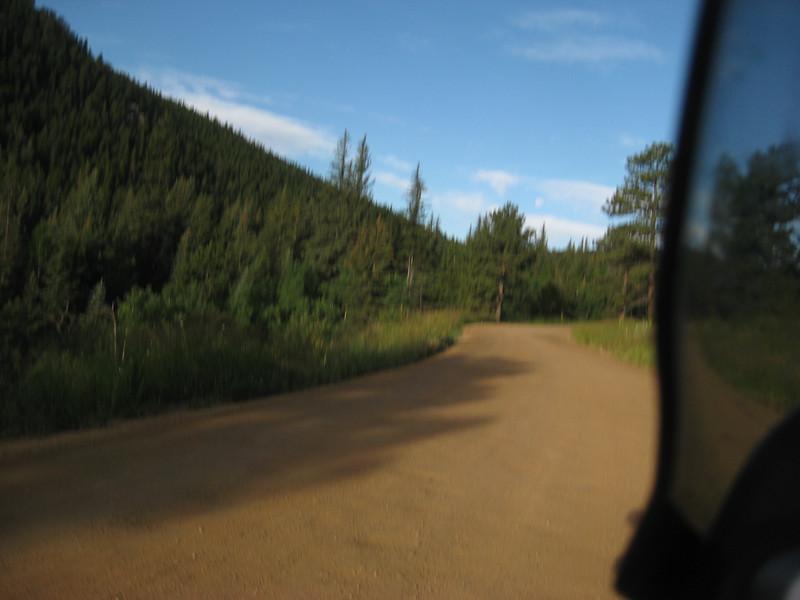 2009-07-09: my commute