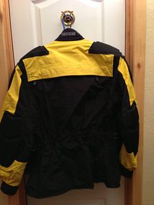 Women's XL Kilimanjaro Hi-Vis Yellow