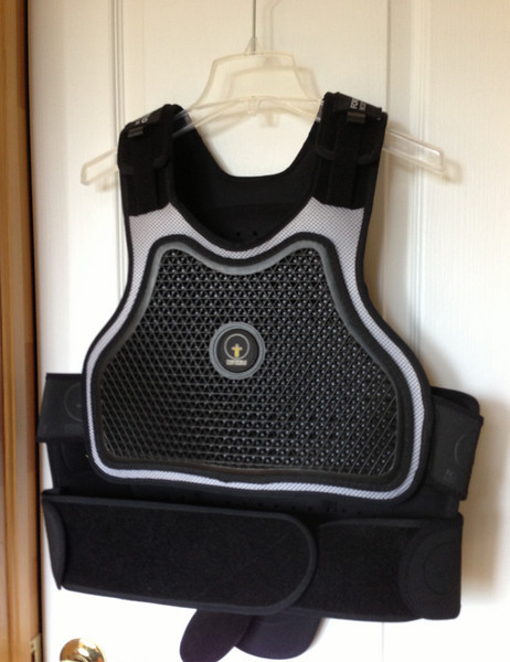 Forcefield Extreme Harness Flite -  Front - Size Medium