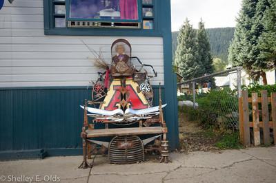 Creste Butte sites
