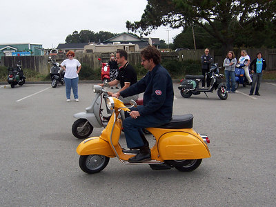 Scoot to the Moon