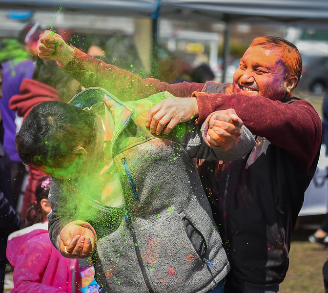 34. Festival of Colors