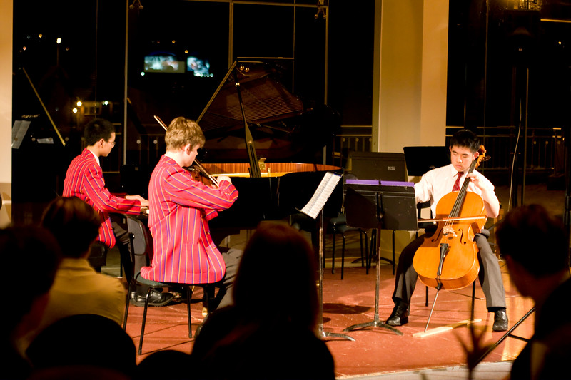 Scotch College Melbourne  The George Logie-Smith Chamber Music Concert Dinner   2009