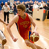 Scotch College Basketball 1st 2009 final