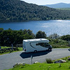 Loch Naver and our motorhome
