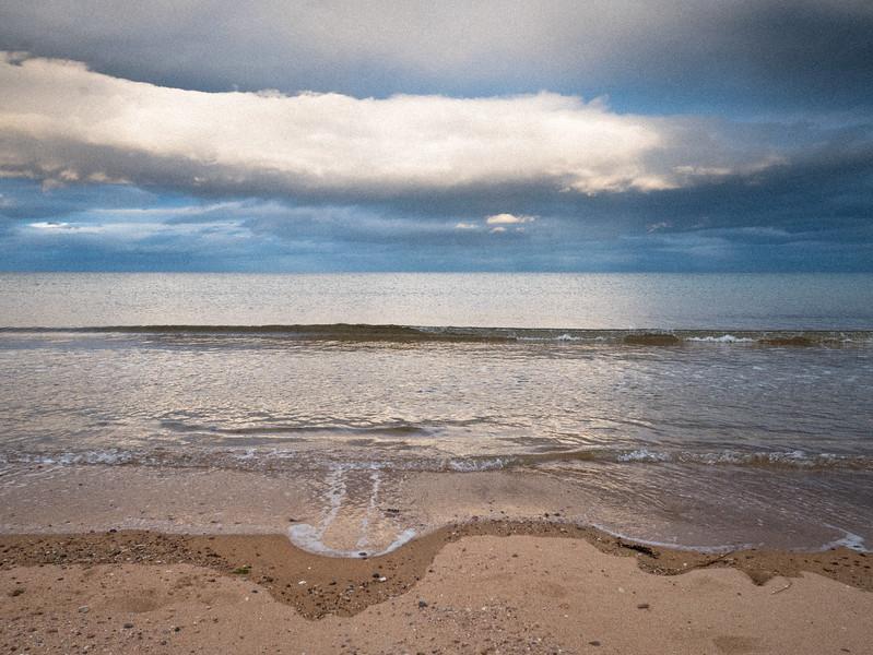 Standard beach shot