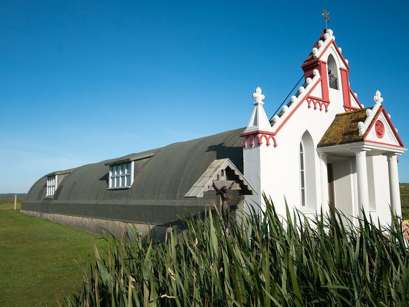 Orkney's Itallian Chapel