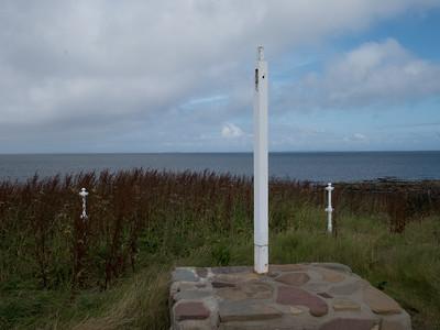 Famous John 'o Groats signpost