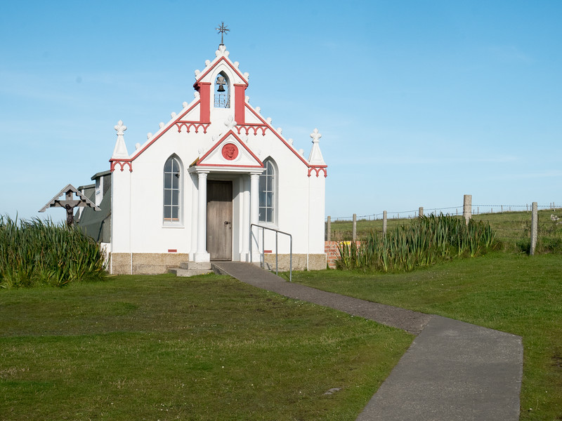 Orkney's Italian Chapel