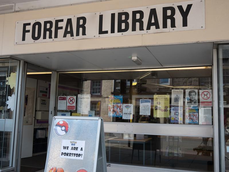 Forfar Library