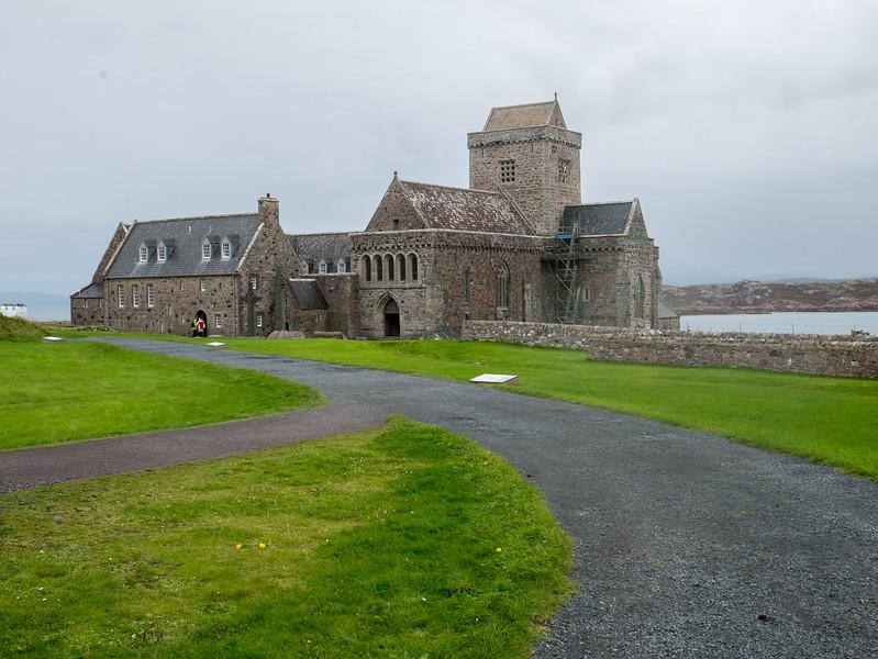 An Abbey on Iona