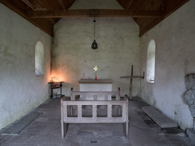 Chapel on Iona