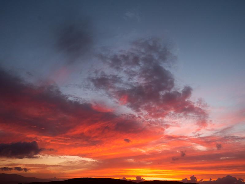 North Ledaig Sunset