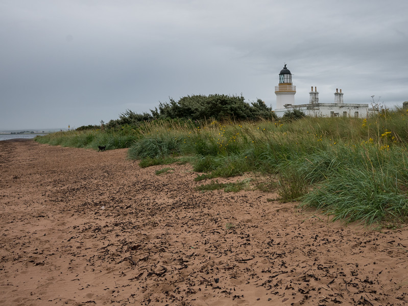Rosemarkie Beach and Chanory Point