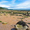 Rosemarkie Beach, cafe end