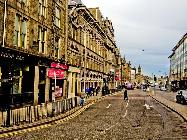 Tivoli Theatre, Aberdeen 2012