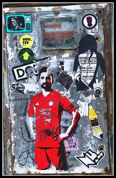 Aberdeen Street Graffiti