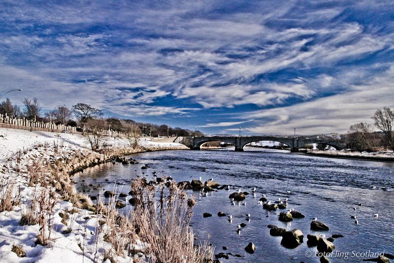 River Dee, Aberdeen