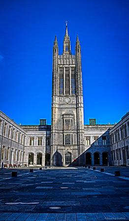 Marshall College, Aberdeen