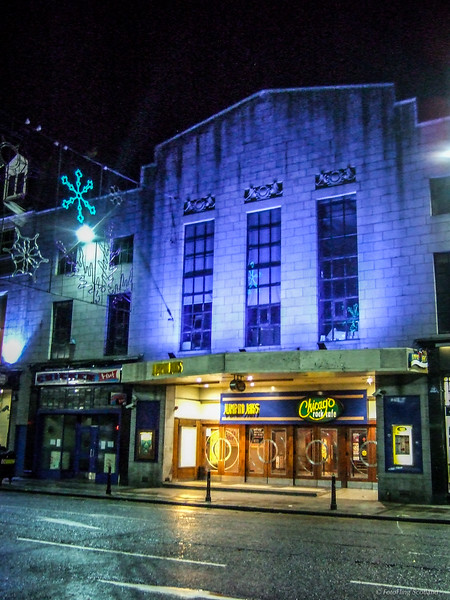 Former Capitol Cinema