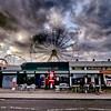 Inversnecky Cafe, Aberdeen Beach