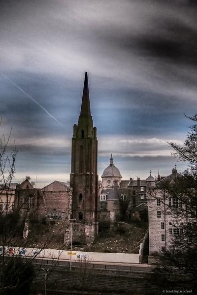 Triple Kirks, Aberdeen
