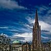 Cowdray Hall & Triple Kirks, Aberdeen