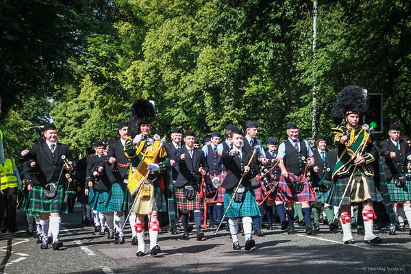 Tartan Day Parade