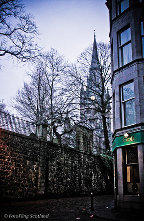 Kirk of St Nicholas Kirk of St Nicholas from Connection Wynd, Aberdeen