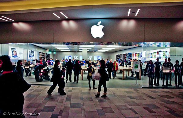 Apple Store Union Square, Aberdeen