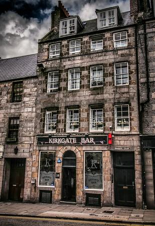 KIrkgate Bar, Aberdeen