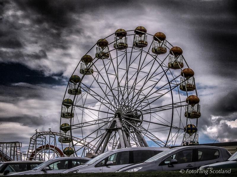 Big Wheel at Aberdeen